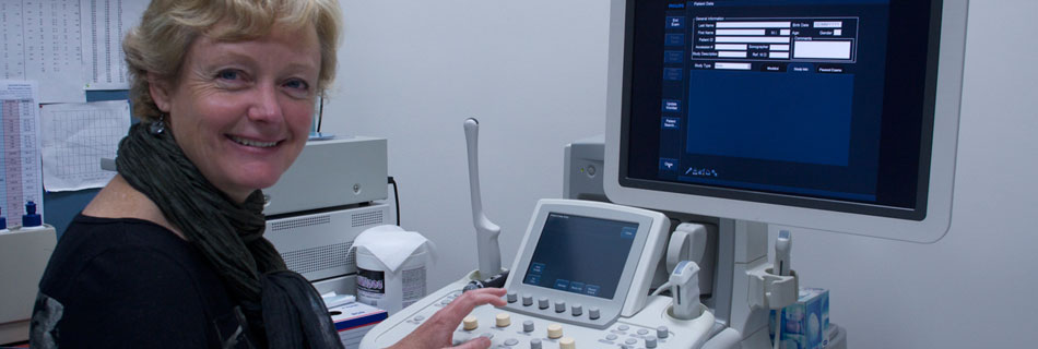 over 10 years experience in obstetric and gynaecological ultrasound